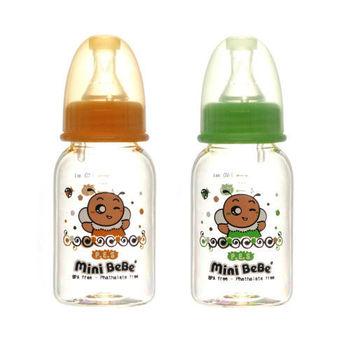 mini BeBe PES防脹氣標準奶瓶140ml (1入裝)