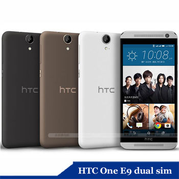 HTC One E9 dual sim A53ML 5.5吋雙卡雙待八核機-加送16G+5000行電+9H玻璃保貼