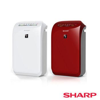 【夏普SHARP】 自動除菌離子空氣清淨機 FU-D50T W/R
