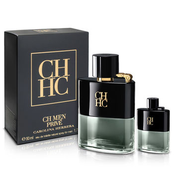 Carolina Herrera 紳士男性淡香水(50ml)-送品牌小香