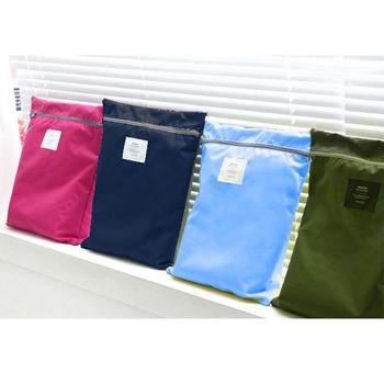 【iSFun】旅行收納*手提式防水收納袋/四色
