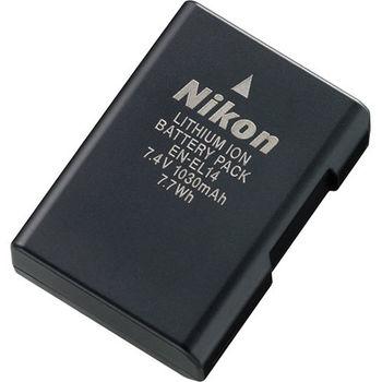 Nikon EN-EL14 專用相機原廠電池(裸裝)