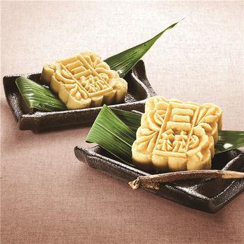 《三統漢菓子》美人綠豆冰糕(9入/盒,共2盒)