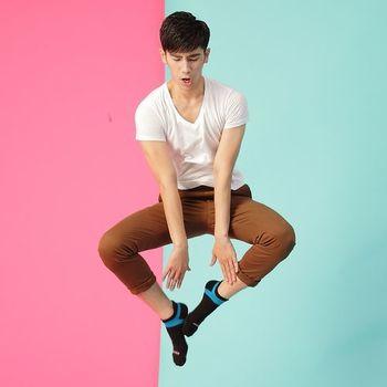 Footer 護足除臭機能襪(男)氣墊襪*6+機能鞋墊*1