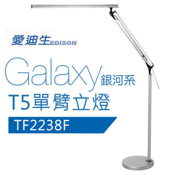 奇異 GE 愛迪生 GalaxyII 銀河系T5單臂立燈檯燈 TF-2238F