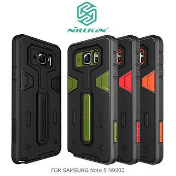 【NILLKIN】SAMSUNG Galaxy Note 5 N9200/N9208 悍將II保護套