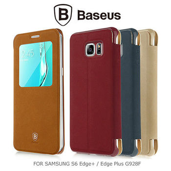 BASEUS SAMSUNG S6 Edge+ / Edge Plus G928F 簡約皮套