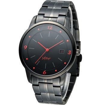 STAR 時代 永恆時光紳士腕錶 9T1407-231D-R
