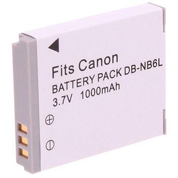 Kamera 鋰電池for Canon NB-6L