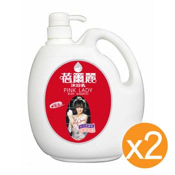 蓓爾麗 野薑花香 沐浴乳 2200mlX2瓶