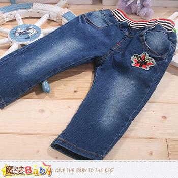魔法Baby~兒童牛仔褲~k43762