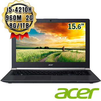 ACER 宏碁 VN7-591G-5925 15.6吋 FHD i5-4210H 獨顯GTX 960M 2G Win10筆電