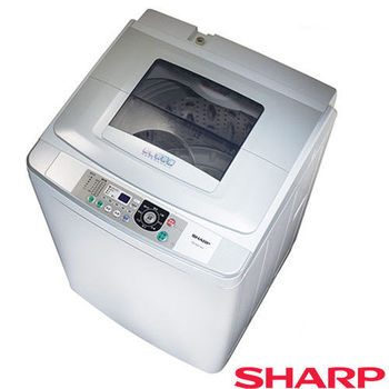 【夏普SHARP】13kg超震波洗衣機ES-SQ130T