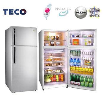 TECO東元525公升變頻雙門電冰箱(R5364XS)