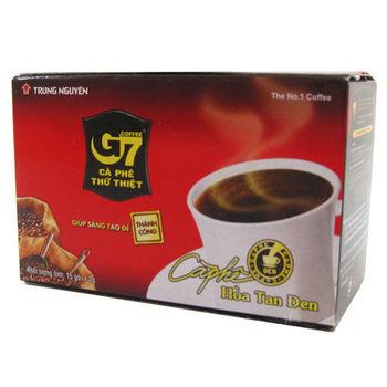 G7即溶黑咖啡2g*150包