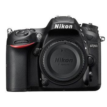 [雙卡+原電組] Nikon D7200 單機身 (公司貨)-@