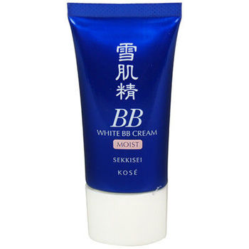 KOSE高絲 雪肌精潤白保濕BB霜SPF40PA+++(30g)#02自然膚色
