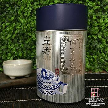 【名池茶業】台灣之最壺器甄品手採阿里山高山烏龍茶 150g*4