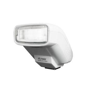 Viltrox 唯卓 JY610 迷你型機頂閃光燈 (典雅白款)