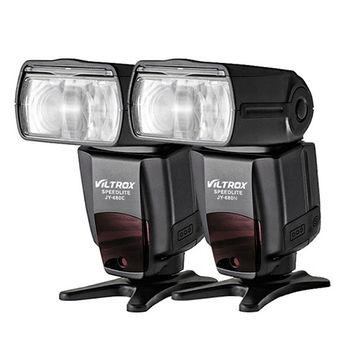 Viltrox 唯卓 JY-680C 閃光燈 支援Canon E-TTL