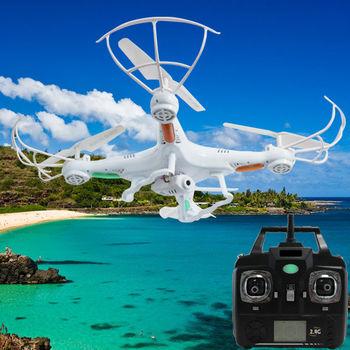 飛鷹 無線攝錄影遙控空拍機-玩家版X5C1型 『贈HD高畫質攝影鏡頭』