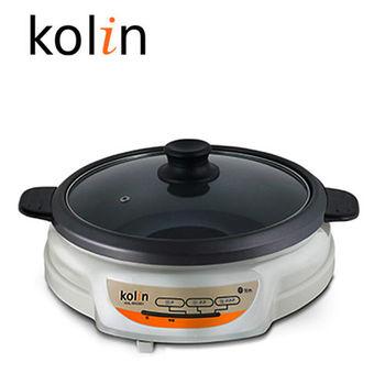 集購-KOLIN 歌林-3.6L多功能料理鍋(KHL-MN3601)