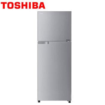 【TOSHIBA東芝】330L雙門變頻冰箱(GR-T370TBZ(FS))