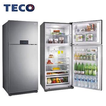 【福利品】TECO東元513L定頻雙門冰箱(R5210S)