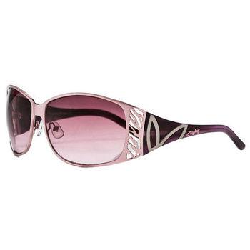 PLAYBOY-時尚太陽眼鏡(粉色)PB81013