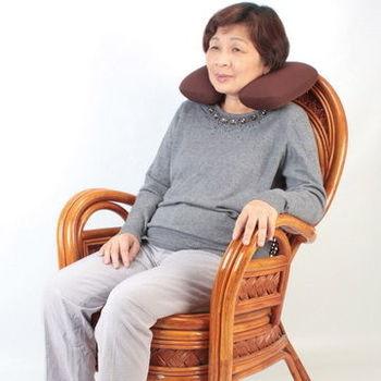 【源之氣】銀髮族竹炭U型頸枕 RM-10521