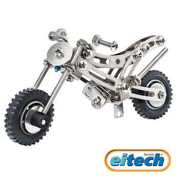 【德國eitech】益智鋼鐵玩具-攀岩單車-C60