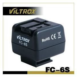 Viltrox FC-6S 閃光燈觸發熱靴 (機頂適用SONY閃燈)