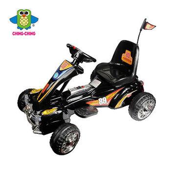 親親【ChingChing】- Kart小卡丁電動車(紅色、黑色)