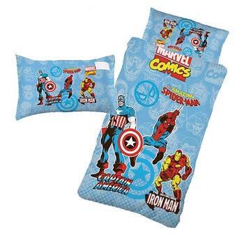 【Sunnybaby生活館】- 卡通造型幼教兒童睡袋-超級英雄