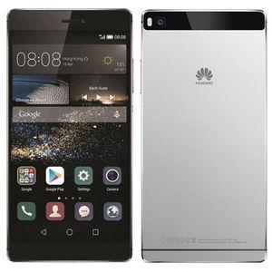 Huawei 華為   P8 5.2吋八核旗艦智慧機 LTE版 贈專用保貼+視窗皮套 + google電視棒 + Touch U手機支架 + 16GB OTG隨身碟