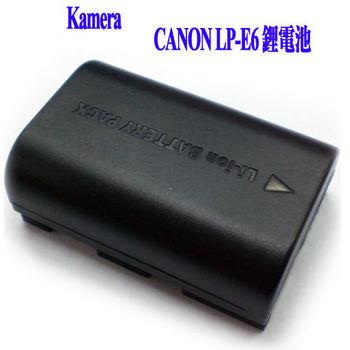 Kamera 鋰電池for Canon LP-E6  2入