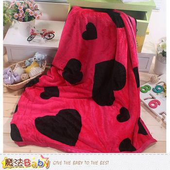 魔法Baby法蘭絨毛毯 150x200cm包邊款 四季毛毯 w63001