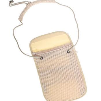 【iSFun】旅行專用*可掛貼身防盜包/二色可選