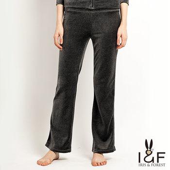 IFOREST 歐美鑽石絨休閒長褲(共5色)100003