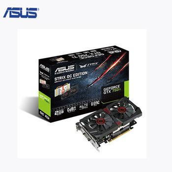 【ASUS華碩】STRIX-GTX750TI-OC-2GD5 顯示卡