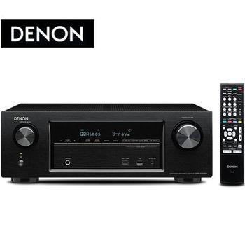 送好禮《DENON》7.2 聲道全4K Ultra HD 劇院擴大機 AVR-X1200W