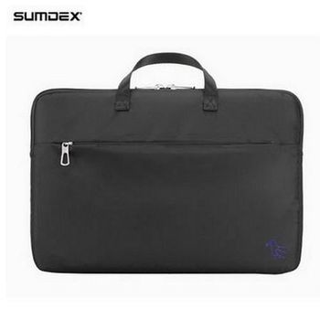 【SUMDEX】 NON-139 BK都市時尚電腦內袋14.1吋
