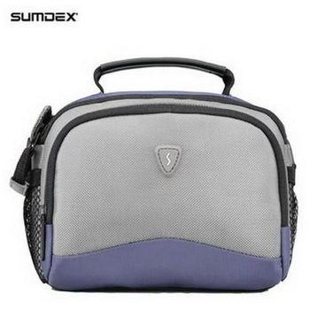 【SUMDEX】 POC-474SA 數位相機攝影機袋