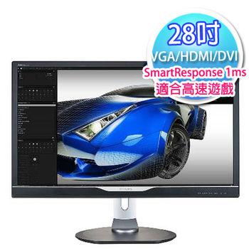 【Philips 飛利普】288P6LJEB 28型 4K2K 液晶螢幕