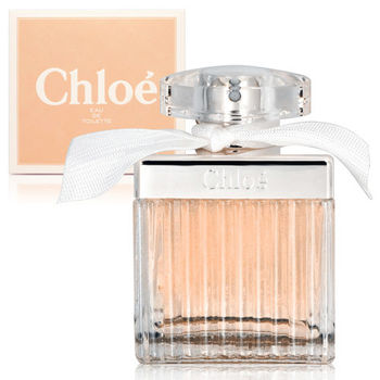 CHLOE克羅埃 女性淡香水  75ml 新上市 贈品牌針管1入(隨機贈)
