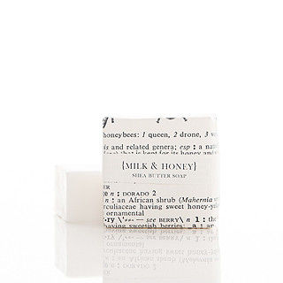 [FORMULARY55氛芳55]乳木果油迷你手工皂-蜂蜜牛奶