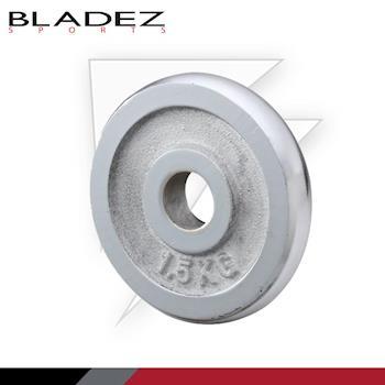 【BLADEZ】電鍍槓片 - 1.5KG(四片)