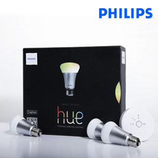 HUE智慧燈泡 無線遙控LED新革命