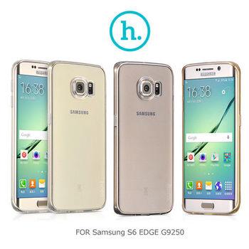 【HOCO】 SAMSUNG Galaxy S6 edge G9250 輕系列TPU 果凍套 透色套 超薄套