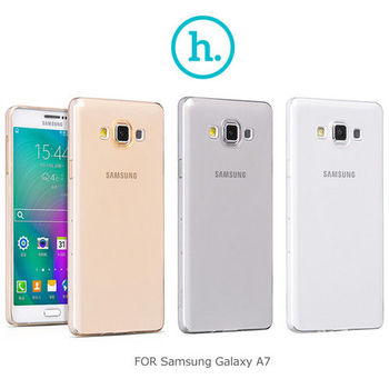 【HOCO】Samsung Galaxy A7 輕系列TPU套 軟套 果凍套 透色套 超薄套 保護套